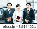 ビジネス オフィス ビジネスマンの写真 38444021