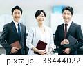 ビジネス オフィス ビジネスマンの写真 38444022