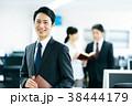 ビジネス ビジネスマン 男性の写真 38444179