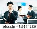 ビジネス オフィス ビジネスマンの写真 38444189