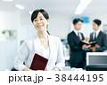 ビジネス オフィス ミドルの写真 38444195