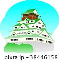 城   斜め 38446158