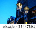 冬の銀山温泉 38447391