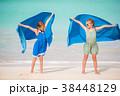ビーチ 浜辺 楽しいの写真 38448129