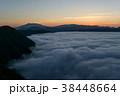 摩周湖 雲 風景の写真 38448664