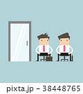職 ビジネス 接見のイラスト 38448765