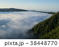 摩周湖 雲 風景の写真 38448770
