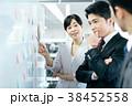 ビジネス ミーティング ビジネスウーマンの写真 38452558
