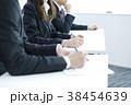ビジネスマン 会議 セミナーの写真 38454639