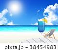 リゾート旅行 38454983