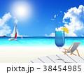 リゾート旅行 38454985