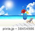 リゾート旅行 38454986