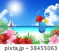 リゾート旅行 38455063