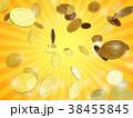 コイン ポイントコイン ポイントのイラスト 38455845