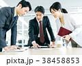 ビジネス オフィス ミーティングの写真 38458853