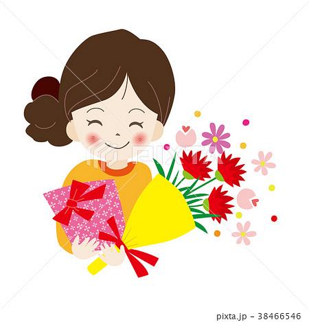 母の日 プレゼント 花束 38466546