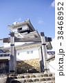 掛川城 秋1 (天守) 38468952