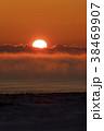 厳冬の夜明け 38469907