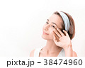 女性 人物 美容の写真 38474960