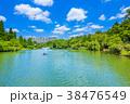 東京 井の頭公園の風景 38476549