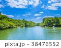 東京 井の頭公園の風景 38476552