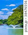 東京 井の頭公園の風景 38476556