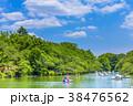 東京 井の頭公園の風景 38476562