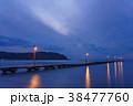 《千葉県》原岡桟橋・夜景 38477760