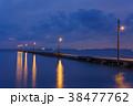 《千葉県》原岡桟橋・夜景 38477762