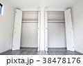 新築の家 クローゼット 38478176