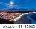 ナザレ ビーチ 海の写真 38482983