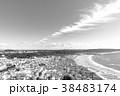 ナザレ 風景 ビーチの写真 38483174