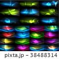 アブストラクト 抽象 抽象的のイラスト 38488314