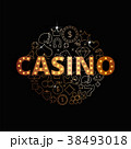 ベクトル カジノ カジノののイラスト 38493018