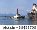 貨物船 三池港 港の写真 38495708