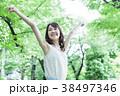 女性 若い女性 ライフスタイルの写真 38497346