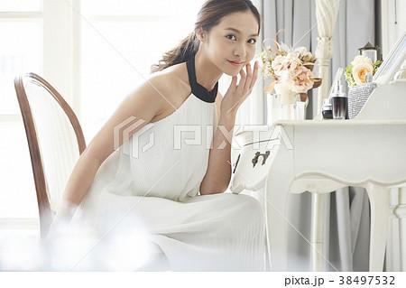 女性 ビューティーイメージ 38497532