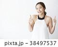 女性 モデルポーズ 38497537