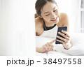 女性 リラックス 38497558