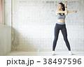 女性 スポーツウェア 38497596