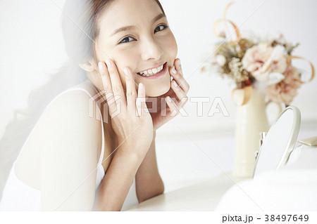 女性 ビューティーイメージ 38497649