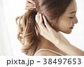 人物 女性 若い女性の写真 38497653