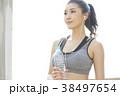 女性 スポーツ ランニング 38497654