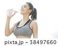 人物 女性 水の写真 38497660