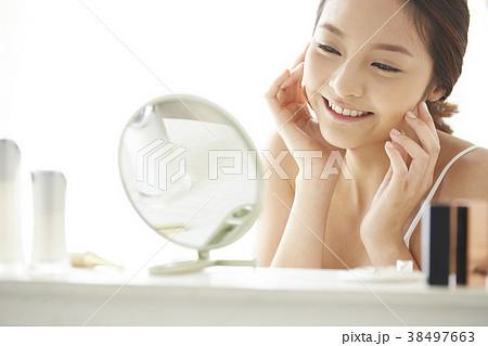 女性 ビューティーイメージ 38497663