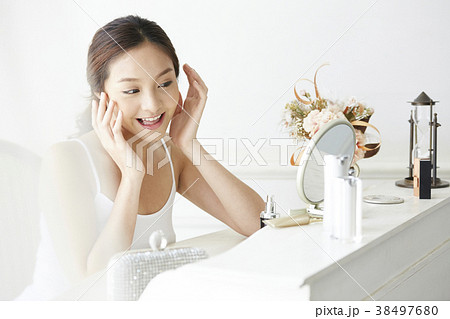 女性 ビューティーイメージ 38497680