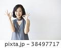 女性 モデルポーズ 38497717