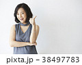 女性 モデルポーズ 38497783