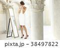 女性 ドレスアップ 38497822