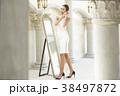 女性 ドレスアップ 38497872